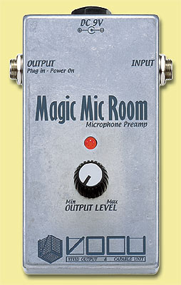 Magic Mic Room